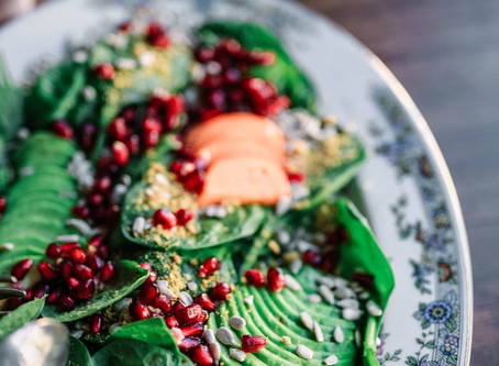 What happened when I went plant-based: 5 unexpected benefits of a plant-based diet