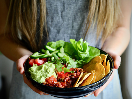 5 ways to make plant-based eating quick & easy