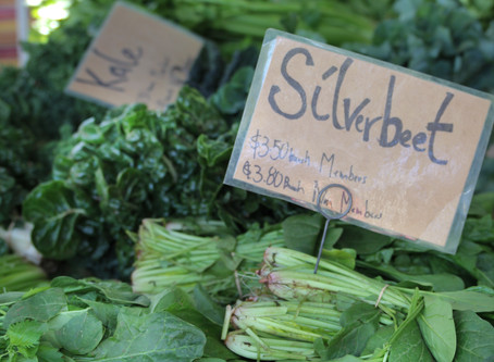 Leafy greens: the fountain of youth for your brain