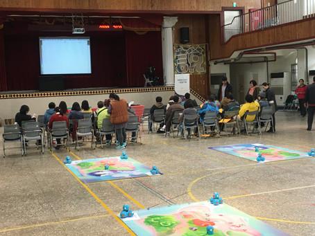 桃園市創意機器人教學教師研習活動之二