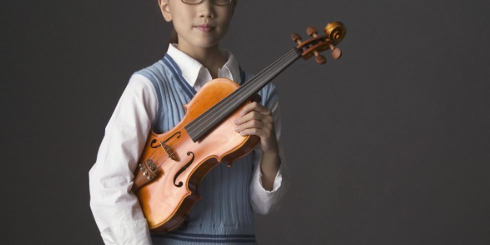 小提琴小組課程