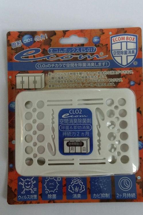 空間除菌消臭盒 ES-017