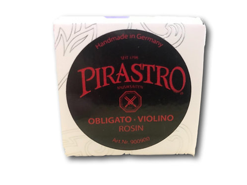 德國 PIRASTRO Obligato Rosin小提琴 松香(9009尼龍弦用)