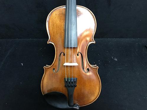 胡汝森師傅 (3/4) 全手工小提琴 (3402)