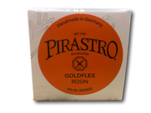 德國 PIRASTRO Goldflex Rosin松香(9006金粉通用松香)