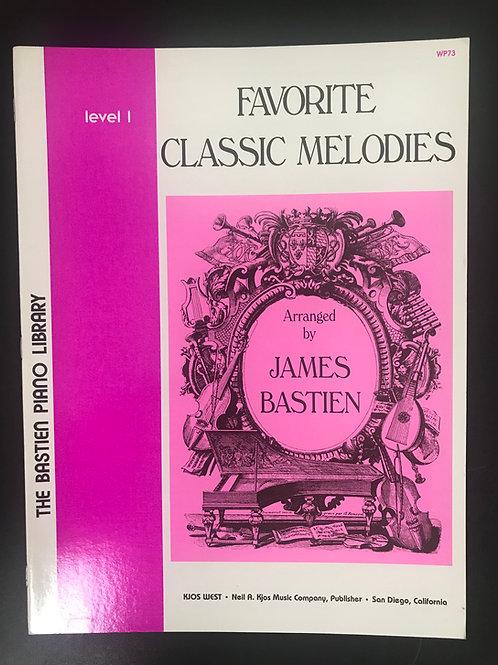 Favorite Classic Melodies