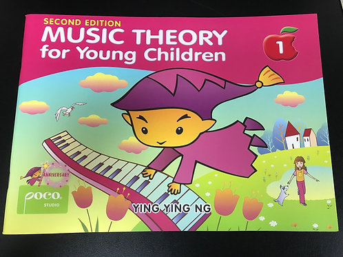 Music Theory fro Young Children by Poco Studio