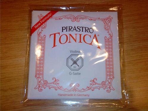 德國 Pirastro Tonica violin 小提琴套弦