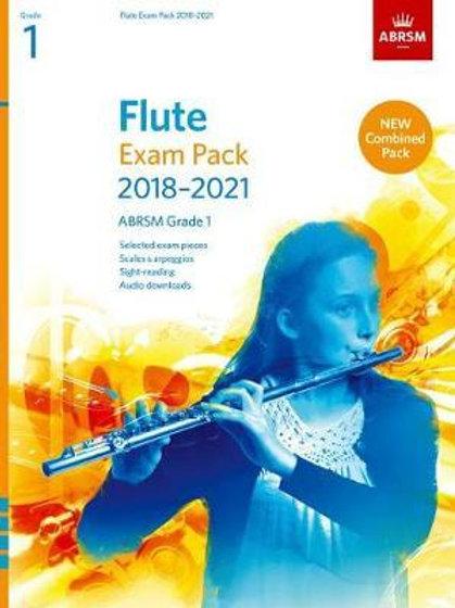 2018-2021 ABRSM 長笛 Flute 考試用書價錢