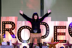 Nancy on Stage