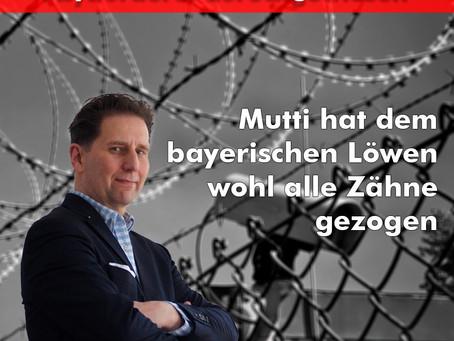 """""""Grenzschutz"""" nach Seehoferart: Bis jetzt nur 11 (!) illegale Asylforderer zurückgewiesen"""