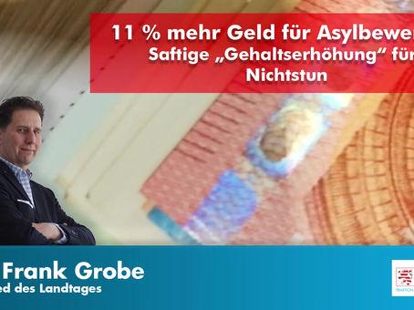 """SPD will """"Taschengeld"""" für Asylbewerber um 11 Prozent erhöhen!"""