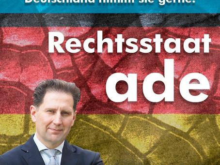 Deutschland der Lächerlichkeit preisgegeben: Afghanistan nimmt seine Kriminellen nicht zurück