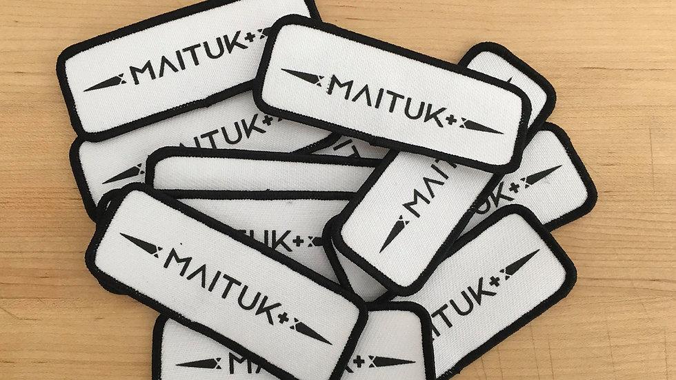 Badge Maituk