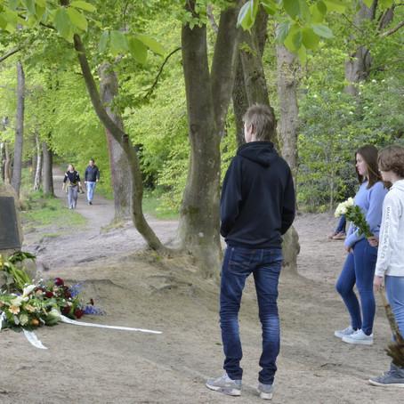 3 mei herdenking - Appèlbergen (Glimmen)