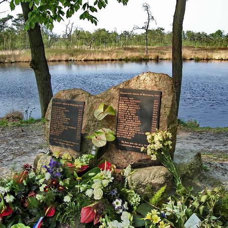 Herdenking april-meistaking '43 editie 2021