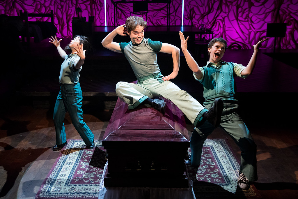 FUN HOME directed by Roger Ellis _ Photo
