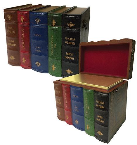 The Classic Book Urn