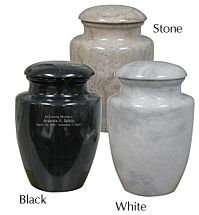 Royal Marble Keepsake Urn