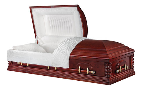 Barrett Rental Casket