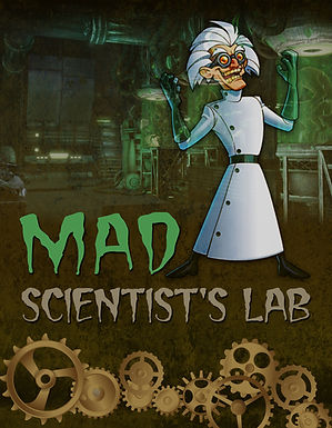 MAD SCIENTIST LAB ESCAPE ROOM OCEAN CITY