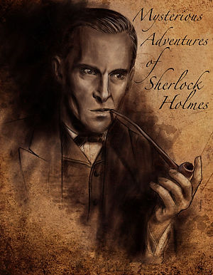 MYSTERIOUS ADVENTURE OF SHERLOCK HOLMES ESCAPE ROOM OCEAN CITY