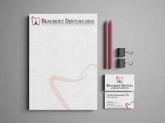 Beaumont Denture and Implant Clinic Identity
