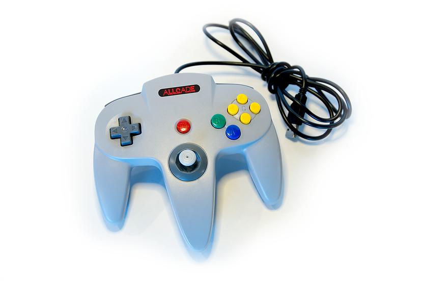 64-Bit Controller