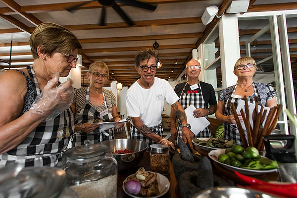 Cooking Class x Photo- Fabian von Holzen
