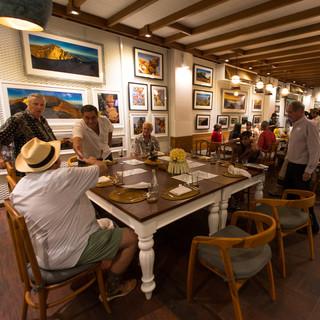 Art Cafe Bumbu Bali x Rotary Evening Low