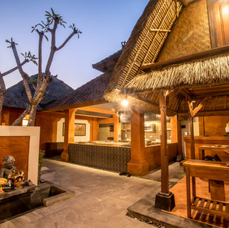 Bumbu Bali - Tanjung Benoa Entrance
