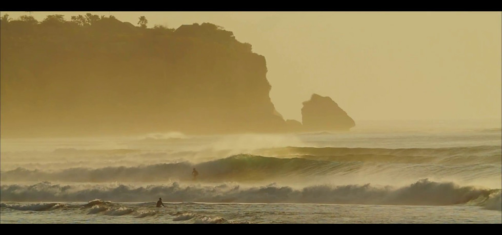 Surfing Cinematography