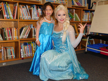 Elsa @ School