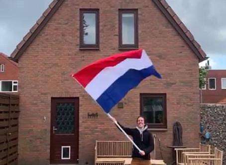 3 jaar in Nederland!