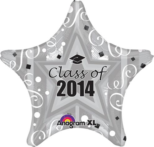 19 Inch Grad 2014 Silver