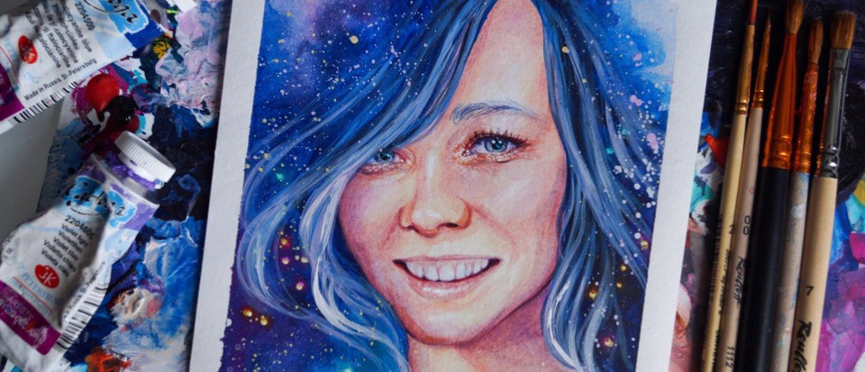Космический портрет
