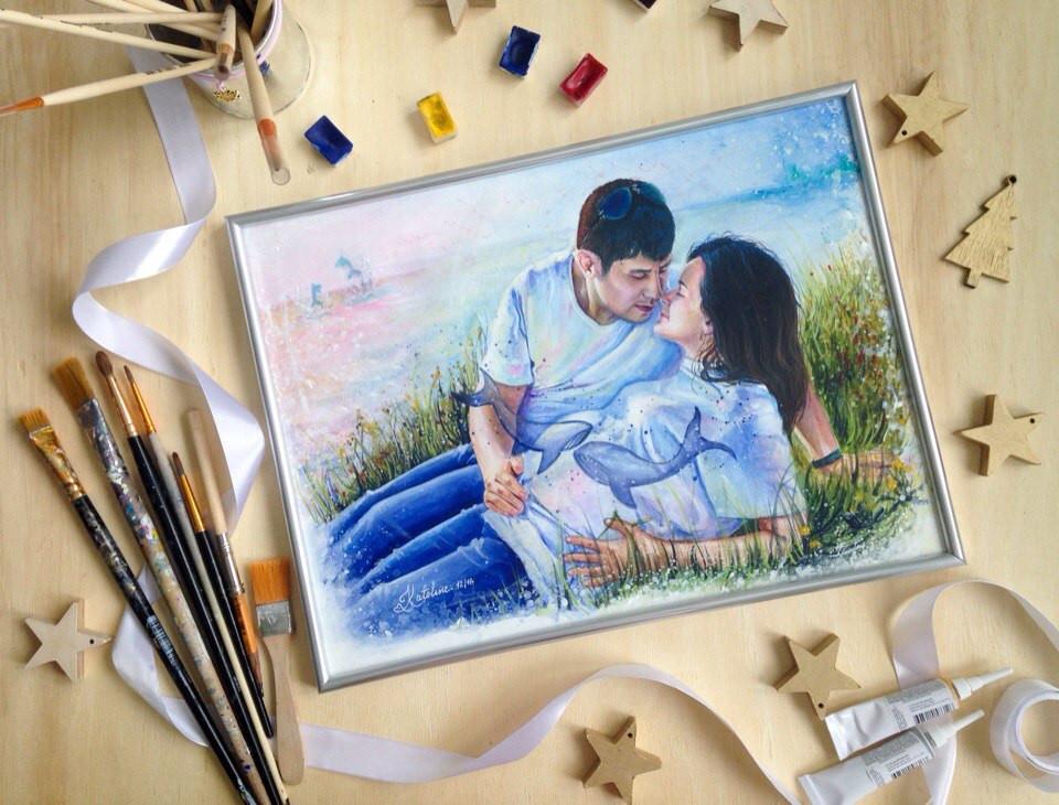 Портрет возлюбленных