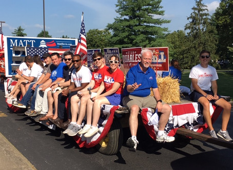 Oldham County Day Was A Scorcher!