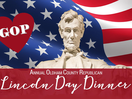 2019 Lincoln Day Dinner