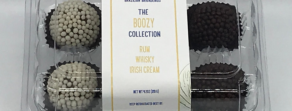 The Boozy Collection