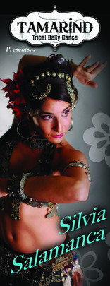Dance showcase program front image