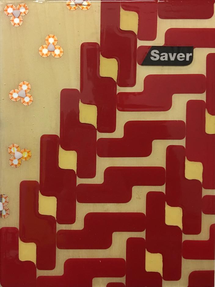 Pattern of Waste: Saver