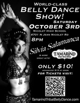 Dance Showcase poster