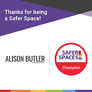 Alison Butler Consulting & Safer Spaces - Promo.png