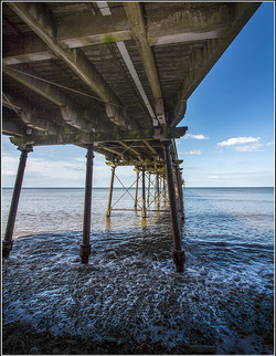 The Pier at Saltburn