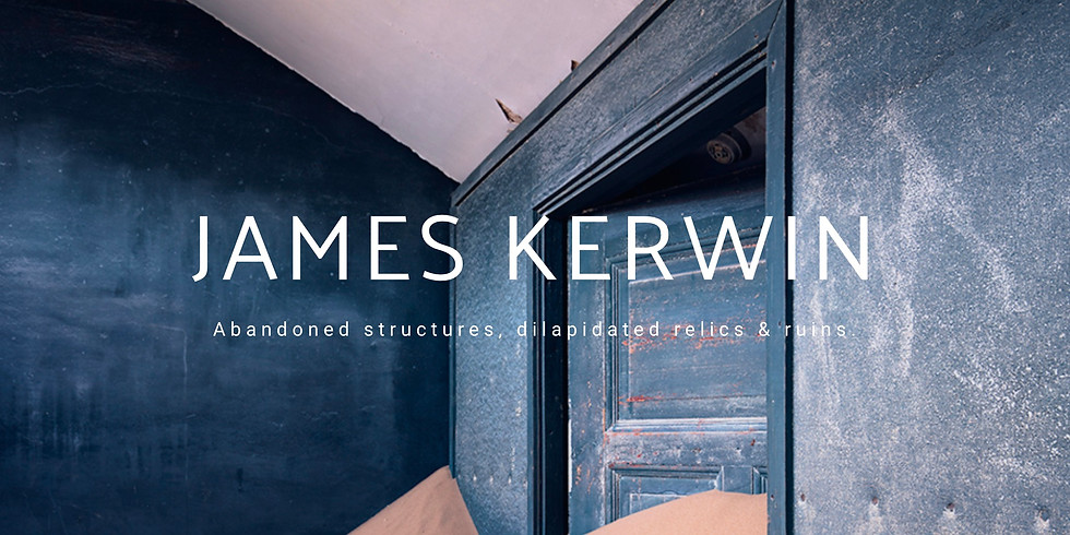 James Kerwin - Abandoned Architecture talk