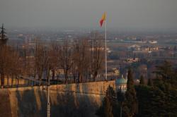 Città Alta e mura