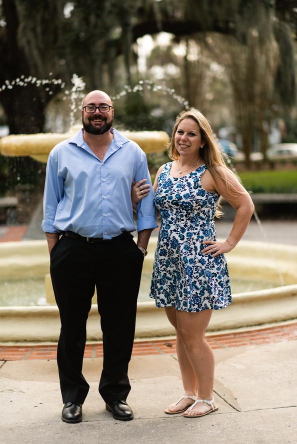 Gainesville Engagement Photographer