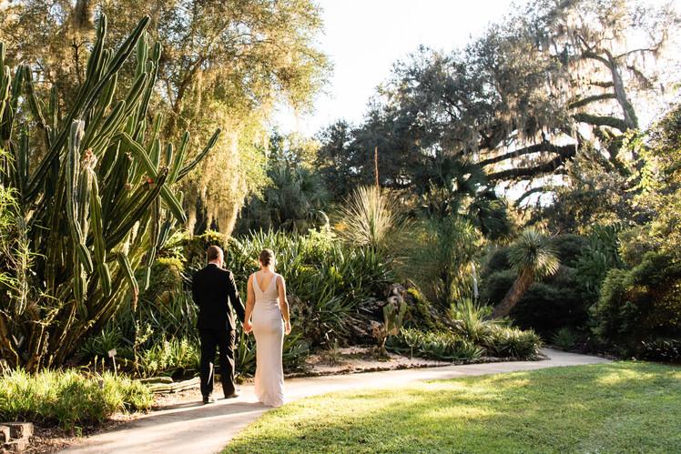CWP Photography - Kanapaha Botanical Gardens Elopement