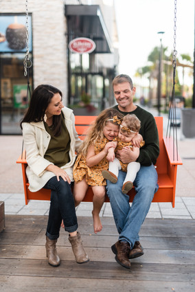 Gajda Family at Celebration Pointe | Gainesville Family Photographer | CWP Photography